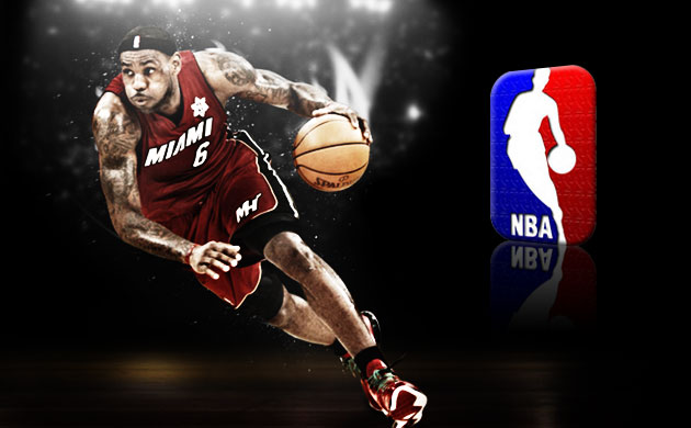 Deposit today and catch the action of the NBA